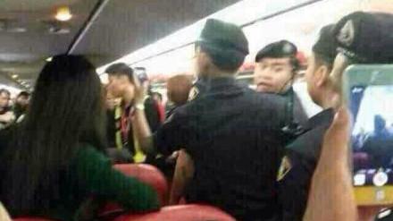 国家旅游局调查游客辱空姐事件 拟纳入不良记录