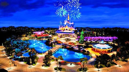 度假区高架将完工 衔接中环直达迪士尼