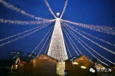 美得冒泡!全上海最嗲圣诞树大比拼!
