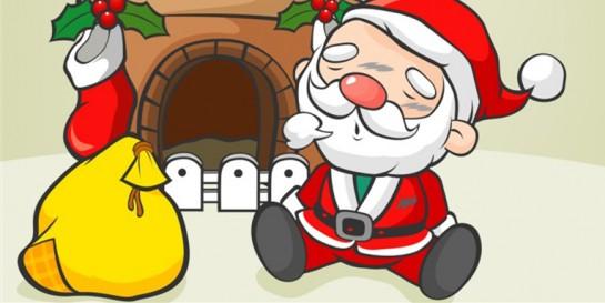 笑喷!为了地球,消灭圣诞老人!