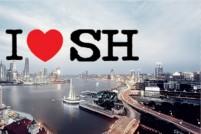 爱上海的十个理由,骄傲地转起!