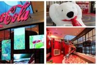 全球首家可口可乐主题餐厅登陆东方明珠 !有吃还有玩!