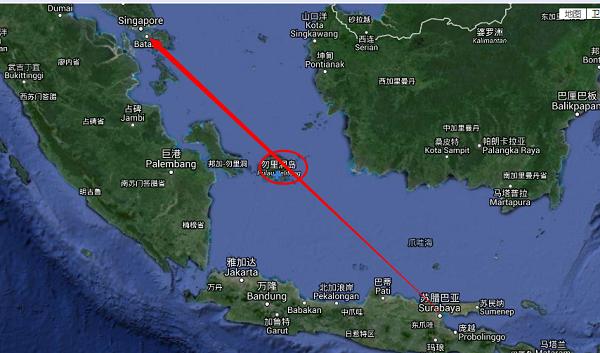 滚动直播:印尼官方称亚航失联客机残骸已找到