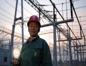 公益广告:电力设施维护
