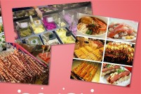 魔都简直被吃货承包了!上海、台湾美食在世博源上演PK!