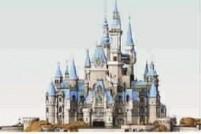 """上海迪士尼""""奇幻童话城堡""""亮相!"""