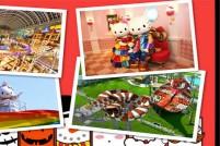 2015年上海周边最值得期待的八大乐园!