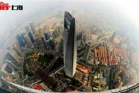 震撼!上海中心大厦119层照片提前曝光!