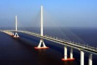 上海长江大桥,总有一个角度你未所见!