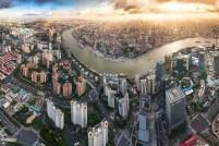 3秒=6年!一张动图见证上海中心成长,就是这么任性!