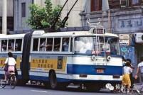 珍贵照片!带你看看90年代的上海!好想回到过去...