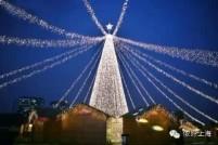 美得冒泡!全上海最嗲的圣诞树大比拼,你中意哪一棵?