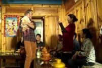 """""""上海女婿""""程雷要当爹啦!赴梅里雪山为宝宝祈福!"""