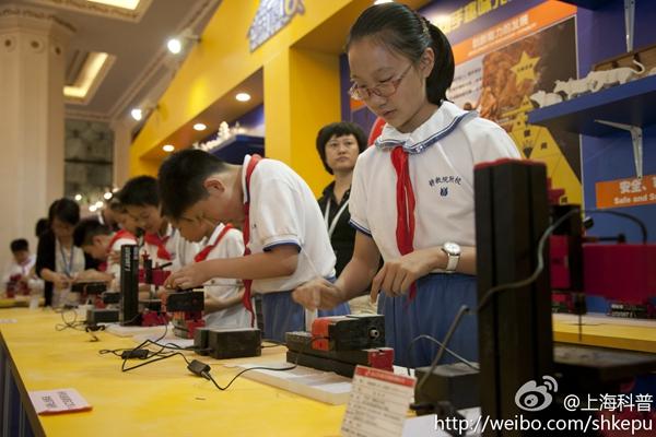 上海科普APP改版上线 整合307个场馆
