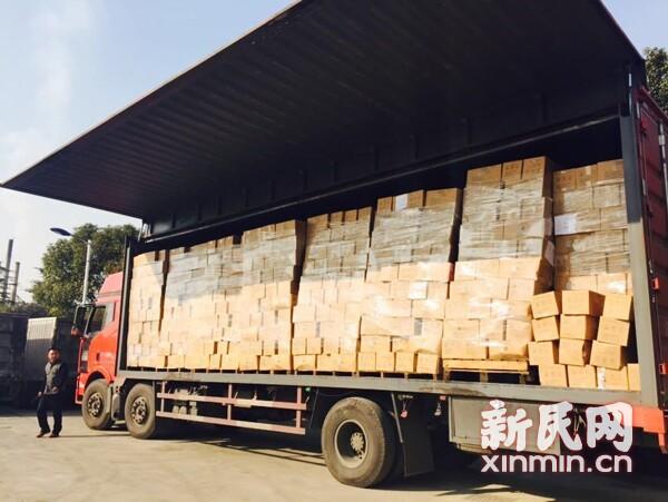 上海福喜召回521吨