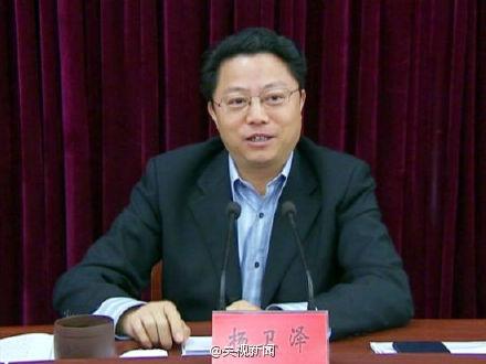 南京市委书记杨卫泽涉嫌违纪违法被查