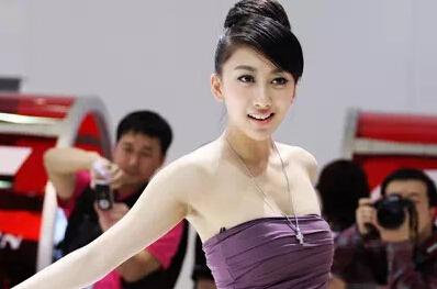 传2015上海车展将取消车模 网友热议
