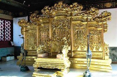 故宫附近两寺庙设私人会所被勒令停业