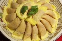 上海年味——黄芽菜蛋饺肉圆线粉汤