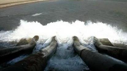 长江口现今年首次咸潮 水中氯化物含量升高