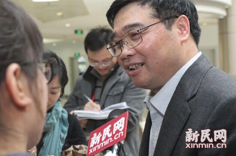 孙建平:上海将视拥堵指数推交通管理措施