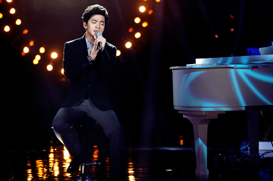 李健 在水一方 钢琴谱