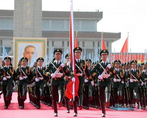 人民日报证实:中国今年将举行大阅兵