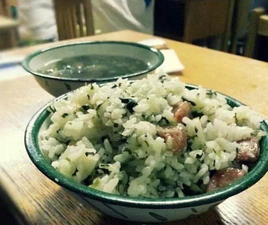 让人心心念的那碗上海老菜饭