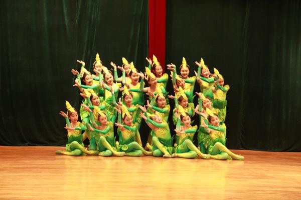 中国舞蹈家协舞蹈中小学小学教育调研在北全国年级的诗白居易三图片