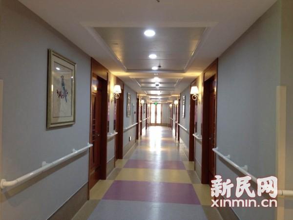 静安区新增一家新型养老院 由酒店改造而成