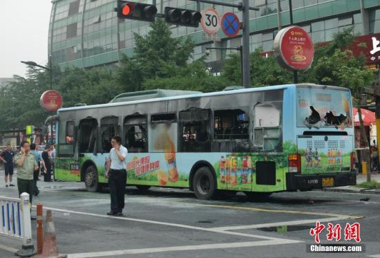 杭州公交纵火案被告一审被判死刑
