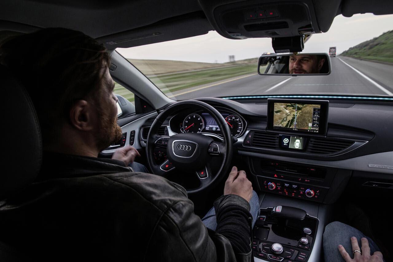 奥迪证实 无人驾驶汽车2017年上市高清图片