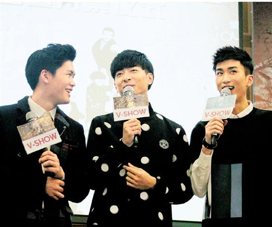 2013快乐男声三月放歌杭州 左立和张阳阳会有奇葩表演哦