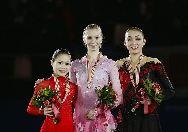 四大洲花滑锦标赛女单自由滑完赛陈虹伊排名第14
