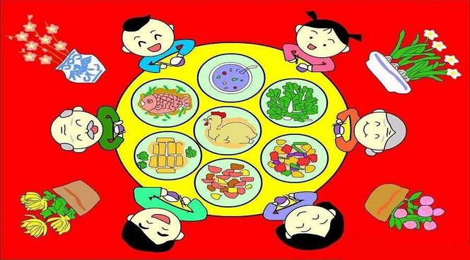 上海人圆台面上的规矩!