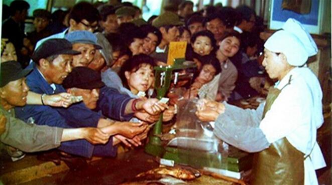 看看以前上海人有多幸福!
