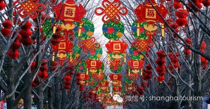 上海45家主要景点春节期间开放时间表,赶紧收藏吧!