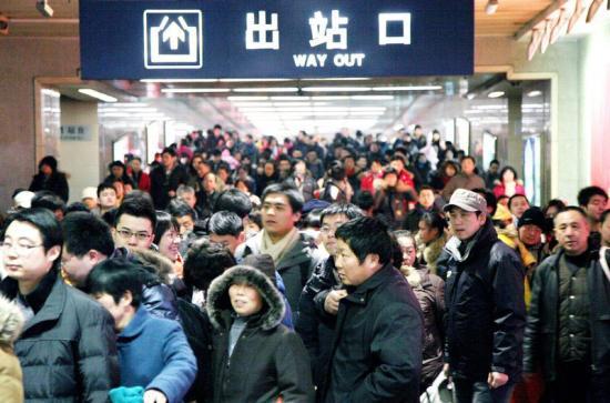 申城今明迎来首波春运返程高峰
