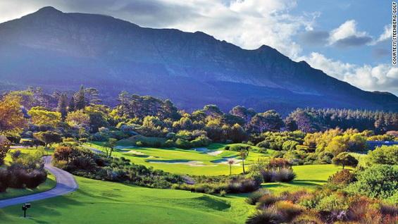 盘点世界上11个最顶尖高尔夫胜地
