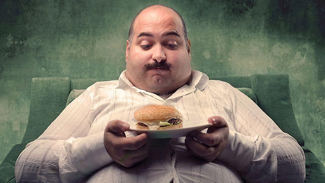 """男人婚后发胖的三大""""被动""""陷阱"""