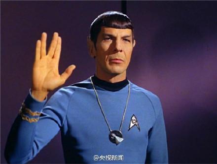 """《星际迷航》大副Spock去了,说好的""""生生不息""""呢?"""
