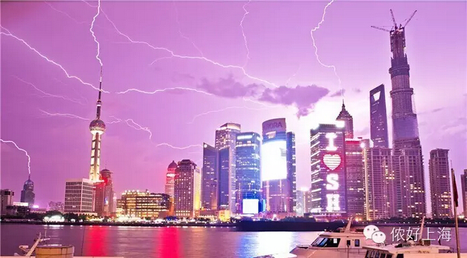 上海要被老天爷玩坏了!