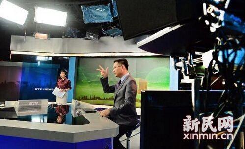 沪今首次直播手语新闻日播节目 兼顾上海话普通话