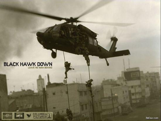 美空军一架黑鹰直升机今天坠毁 11名大兵失踪