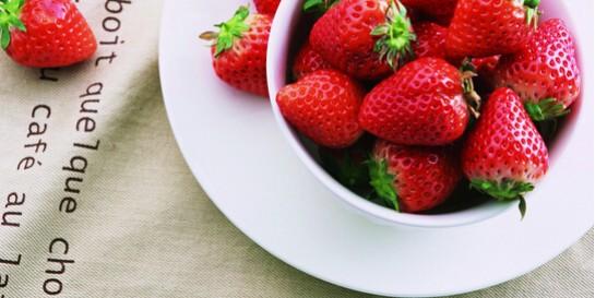上海最甜蜜的草莓季来了!