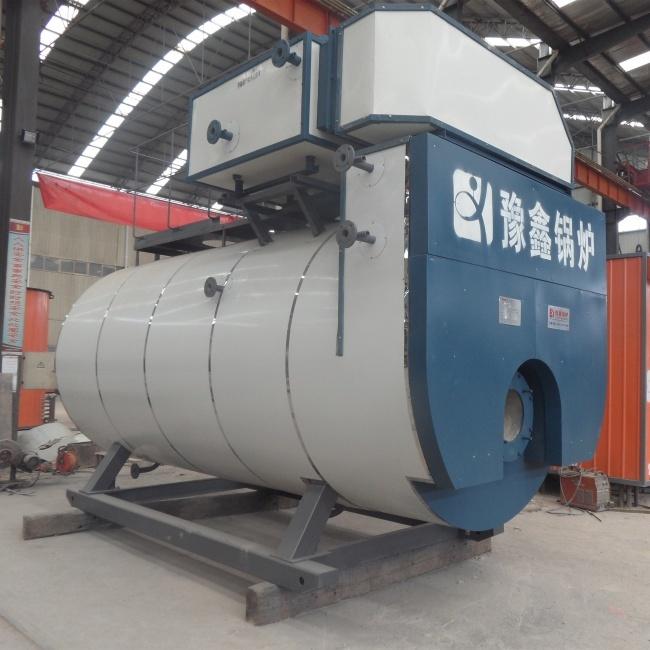 豫鑫锅炉最新产品 一体式冷凝燃气锅炉