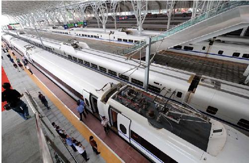 沪深穗高铁动卧列车试行季节性票价 4月10日起实施
