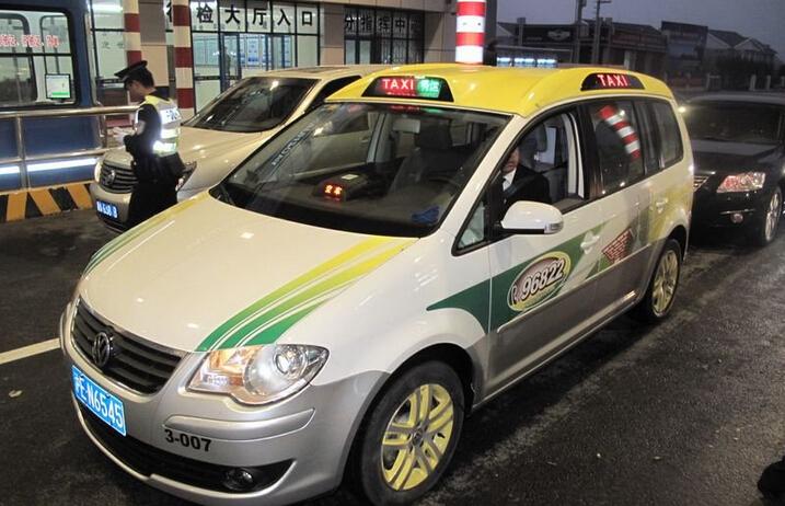 沪今年推虚拟平台整合打车软件与出租车公司信息