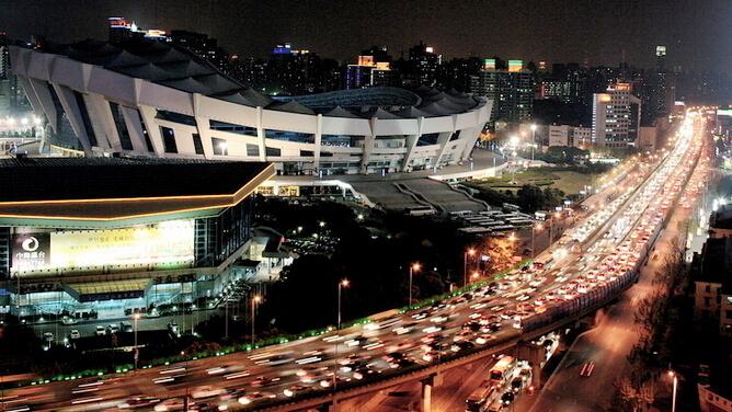 上海将发布拥堵指数 下月起实行拥堵