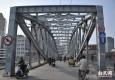 苏州河上107岁浙江路桥上半年大修 将恢复当年桥头门